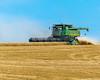 Wheat farming in the Palouse area of Washington